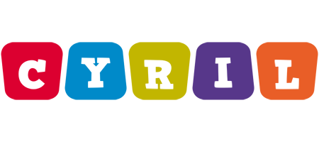 Cyril kiddo logo