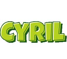 Cyril summer logo