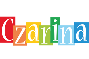 Czarina colors logo