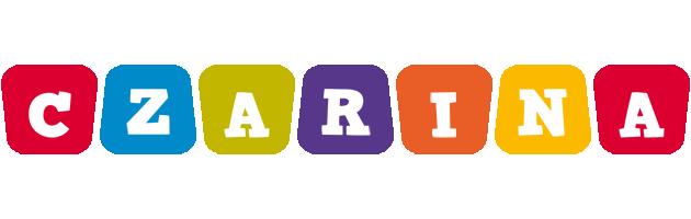 Czarina kiddo logo