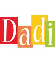 Dadi colors logo
