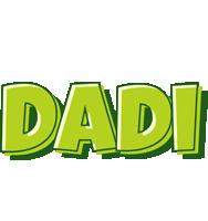 Dadi summer logo