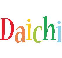 Daichi birthday logo