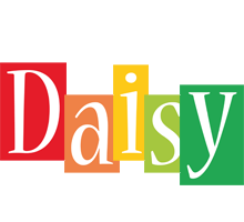 Daisy colors logo