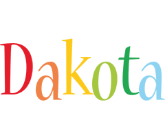 Dakota birthday logo