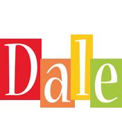 Dale colors logo