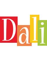 Dali colors logo