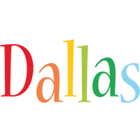 Dallas birthday logo