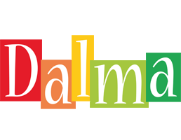 Dalma colors logo