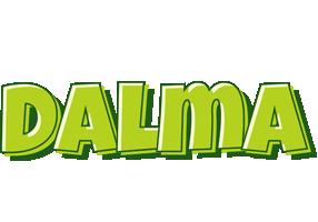 Dalma summer logo