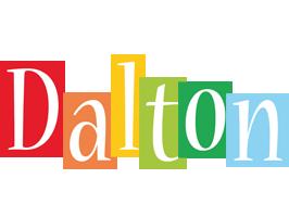 Dalton colors logo