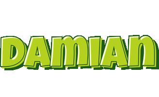 Damian summer logo