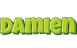 Damien summer logo