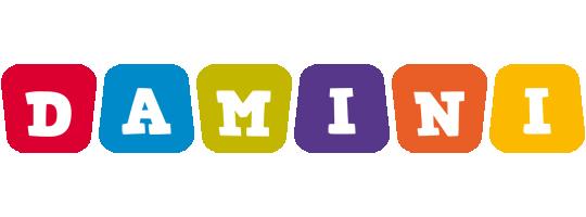 Damini kiddo logo