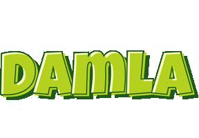 Damla summer logo