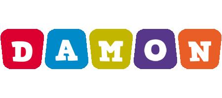 Damon kiddo logo