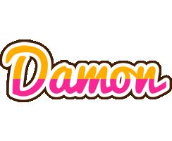 Damon smoothie logo