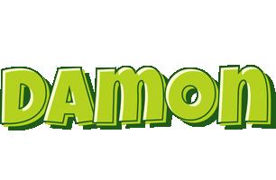 Damon summer logo