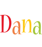 Dana birthday logo