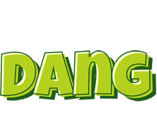 Dang summer logo