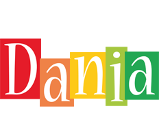 Dania colors logo