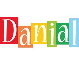 Danial colors logo