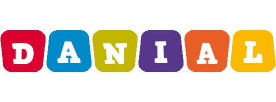 Danial kiddo logo