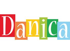 Danica colors logo