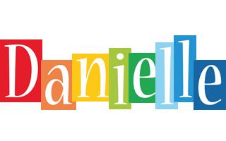 Danielle colors logo