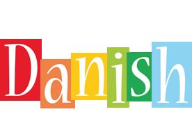 Danish colors logo