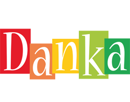Danka colors logo