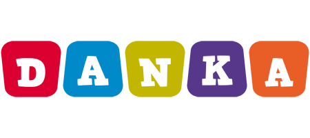 Danka kiddo logo