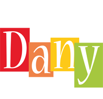 Dany colors logo