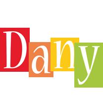 Dany colors logo