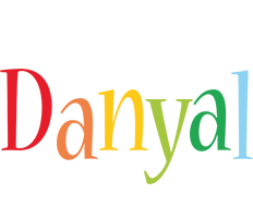 Danyal birthday logo