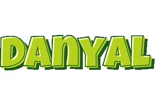 Danyal summer logo