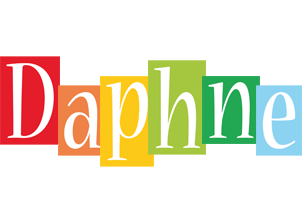 Daphne colors logo