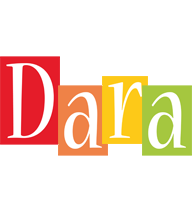 Dara colors logo