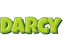 Darcy summer logo