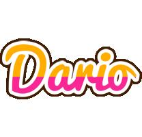 Dario smoothie logo