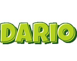 Dario summer logo