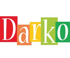 Darko colors logo