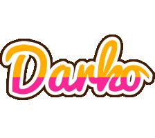Darko smoothie logo