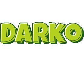 Darko summer logo