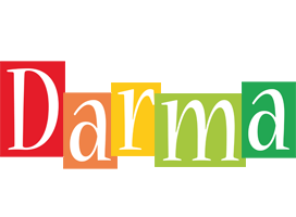 Darma colors logo