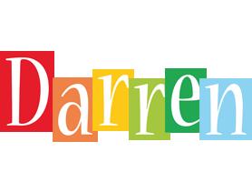Darren colors logo