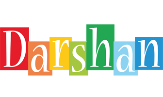 Darshan colors logo