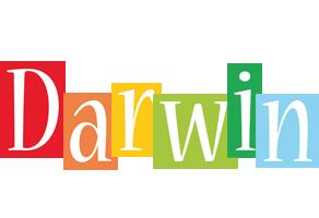 Darwin colors logo