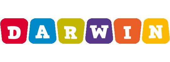 Darwin kiddo logo