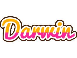 Darwin smoothie logo